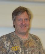 Darryl Baer : Metal Shop Foreman
