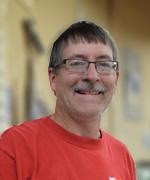 Russel Rzeplinski : Wood Shop Foreman